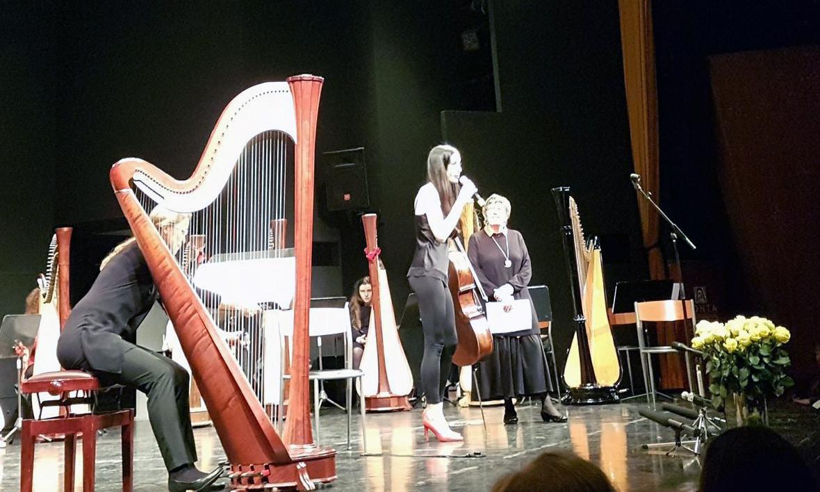 Svečanost harfe 2017