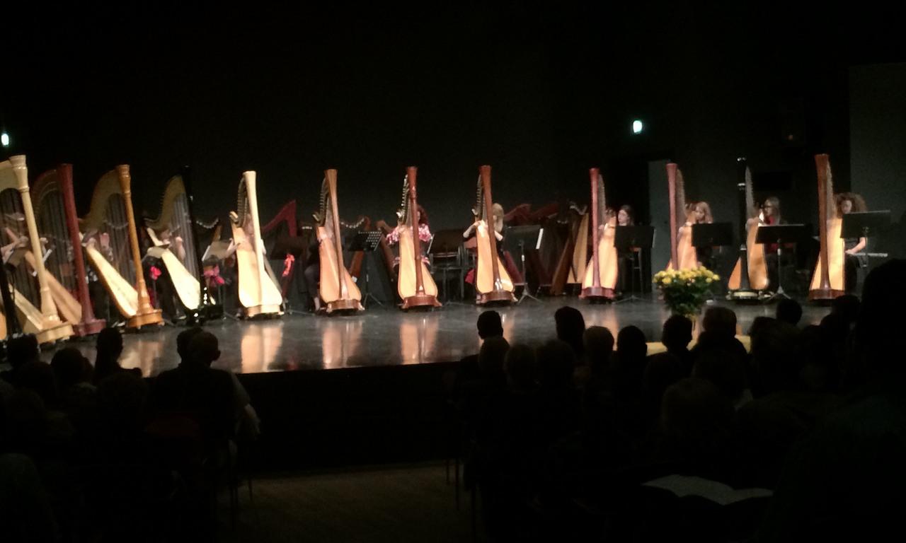 Svečanost harfe