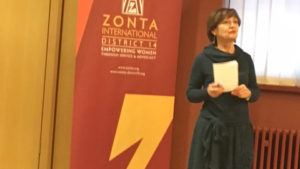 prof. dr. sc. Marina Kuzman  predsjednica ZC Zagreb 2018/2020